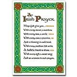 Irish Prayer Holy Note Card with Envelope