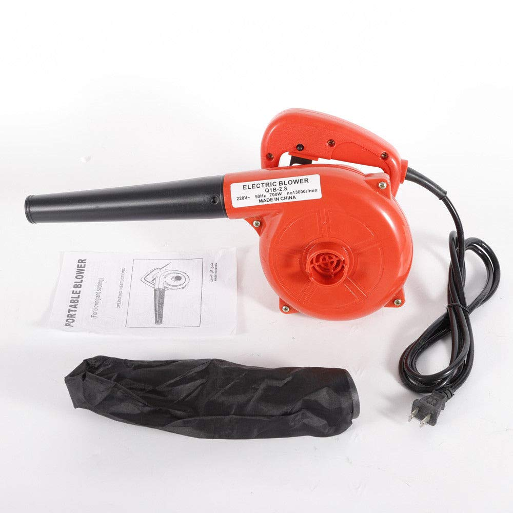 Air Blower Computer Vacuum Dust Cleaner, 700W/1000W Electric Handheld Computer Car Dust Air Blower Vacuum Cleaner Tool Home Appliance Dust Cleaner (USA Stock) (1000W)