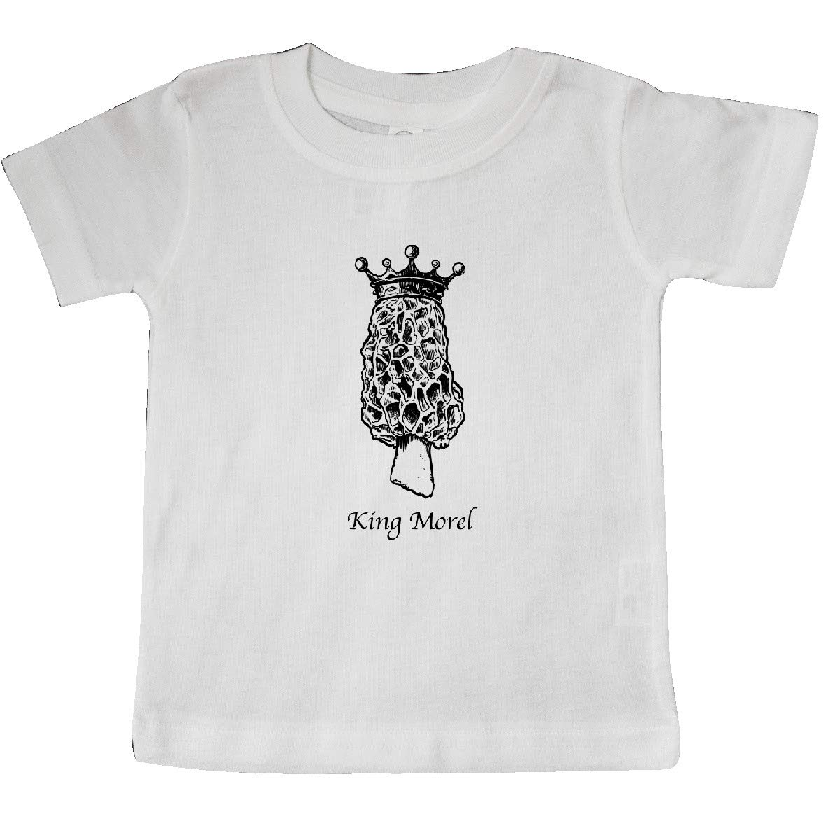 inktastic King Morel Baby T-Shirt