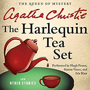 The Harlequin Tea Set and Other Stories Audiobook