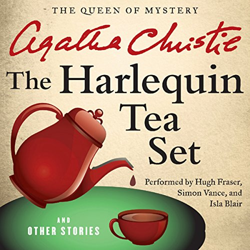 Bargain Audio Book - The Harlequin Tea Set and Other Stories
