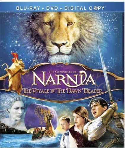 The Chronicles of Narnia: The Voyage of the Dawn Treader [Blu-ray] by 20th Century Fox