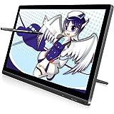 HUION 液タブ Kamvas GT-191 IPS液晶 フルHD 19.5インチ液晶タブレット 左利きの方も利用可能