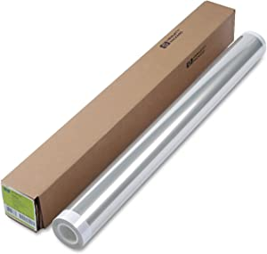 HP C3875A Designjet Inkjet Large Format Paper, 36-Inch x 75 ft, Clear