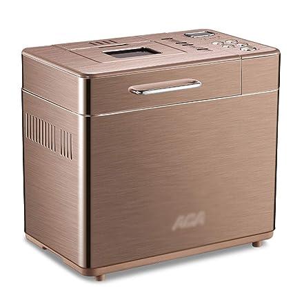 Máquina para hacer panes Automático Programable Máquina dispensadora de nueces Trigo integral 2LB 3 Tamaños de