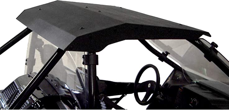 Direction 2 Roof of HMW Haircell polyethylene Arctic cat