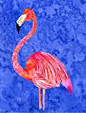Caroline's Treasures 8685CHF Flamingo Flag Canvas, Large, Multicolor Review