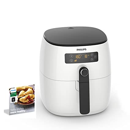 Philips hd9640/00 Airfryer con tecnología Turbo Star