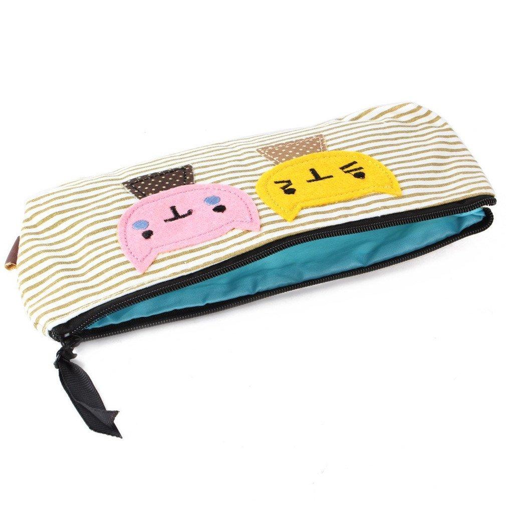 1 PCS Hibou Taille-crayon Plastique Double Trou Manuel Crayon Raboteuse pour Crayon de couleur Crayon /à sourcils Eyeliner Bureau /École Provisions Couleur Al/éatoire par SamGreatWorld