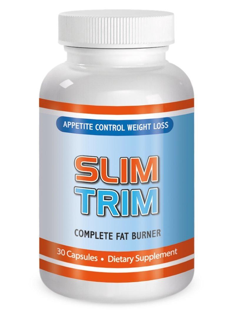 Total Slim Trim Fat Burner weight loss pills natural metabolism Diet Formula