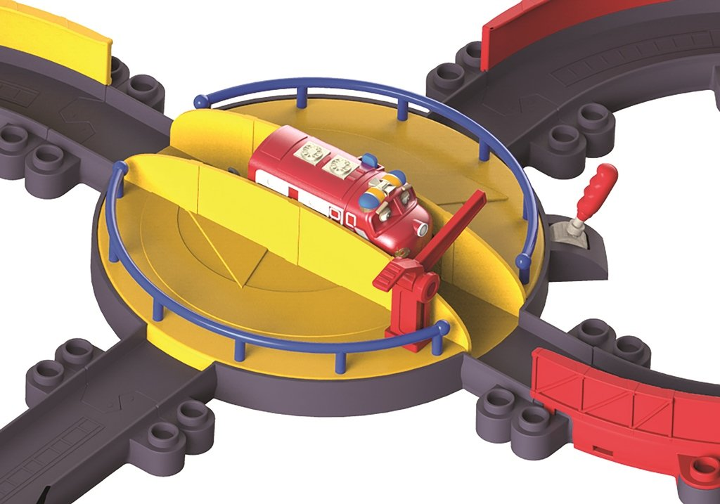 Chuggington StackTrack Motorized High Speed Rescue by TOMY (Image #6)