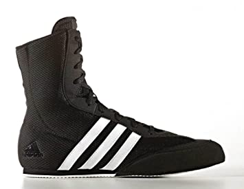 Adidas Boxschuhe Box Hog 3 weißschwarz