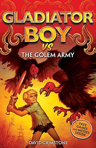 vs the Golem Army (Gladiator Boy)]()
