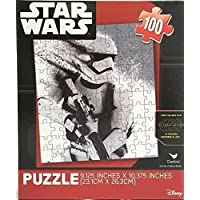 """Star Wars Disney 10 """"Puzzles-100 piezas"""