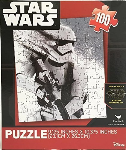 "Disney Star Wars 10"" Puzzles-100 Pcs"