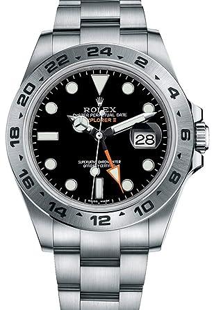 Amazon Com Rolex Oyster Perpetual Explorer Ii Rolex Watches