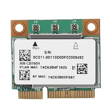 para Broadcom BCM94360HMB Puerto de Antena de Tarjeta de Red ...
