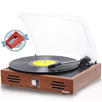 Tocadisco Lauson JTF735 UK | Tocadiscos de Vinilo Vintage con ...