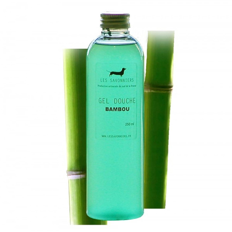 Gel Ducha artesanal Perfume bambú