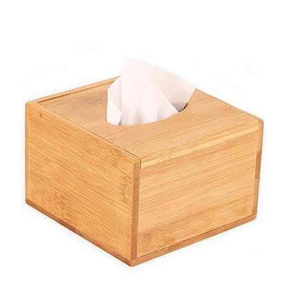 Cartón Caja de Madera de la Cubierta de la Caja del Tejido Caja de Almacenamiento de