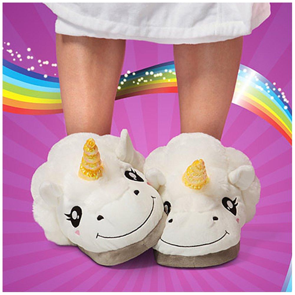 regalos para princesas Pantuflas de unicornio