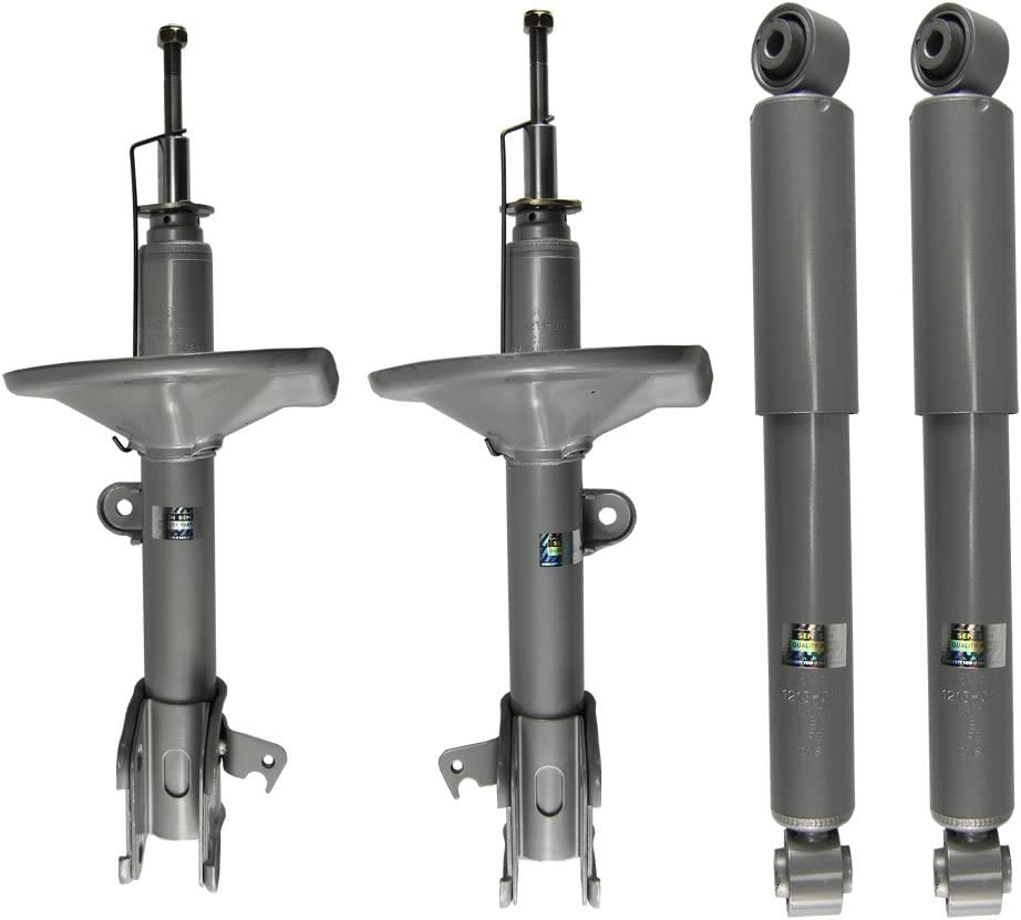 Front and Rear Struts for 03-08 Honda Pilot
