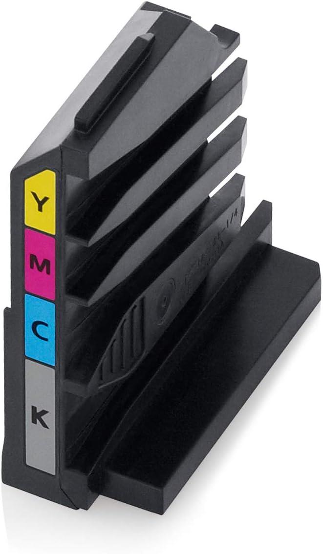 1x Toner//Reset Yellow kompatibel zu CLT-Y406S für SAMSUNG C410W