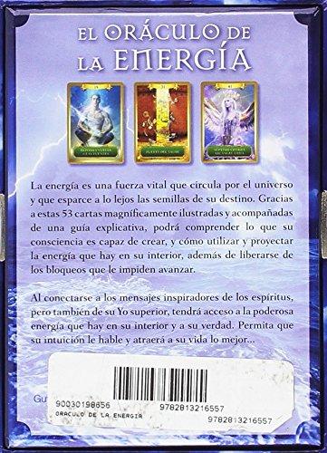 El oráculo de la energía: Amazon.es: Sandra Anne Taylor: Libros
