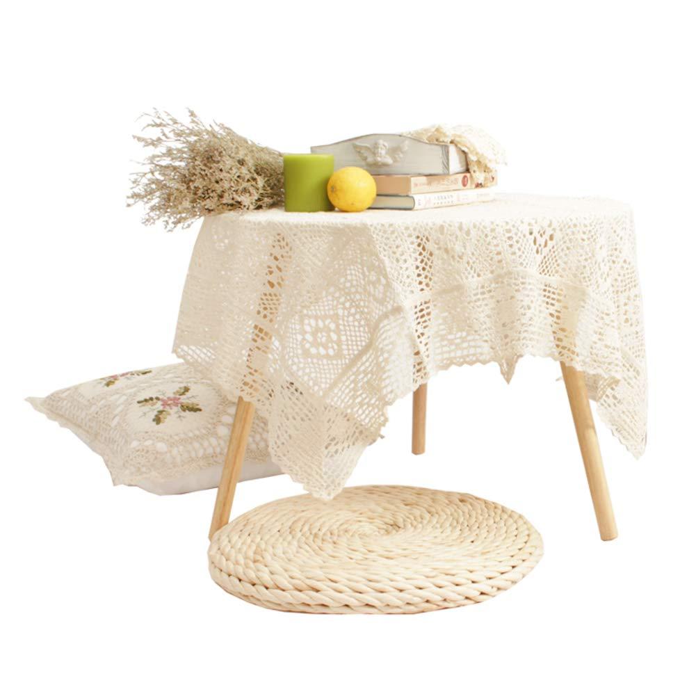 ニット 中空 テーブル クロス, 装飾的です テーブルカバー トッパー 家具プロテクター テーブル クロス ホーム パーティ コーヒー 紅茶-a 240x260cm(94x102inch) 240x260cm(94x102inch) A B07S9MVG5B