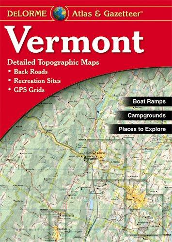 (Vermont Atlas & Gazetteer)