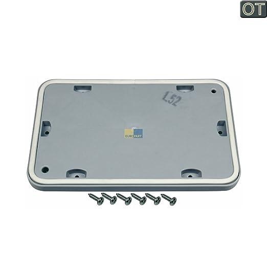 Bosch 00646776 Maintenance Flap Heat Exchanger for Dryer: Amazon ...