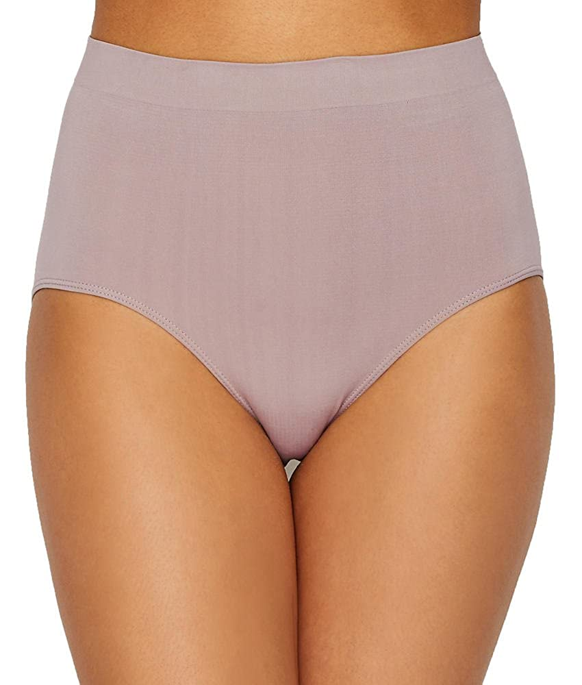 Bali Women's One Smooth U All Over Smoothing Brief Panty 2361