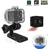HD Mini Hidden Camera 1080P Waterproof 2.0 Mega Pixel Video Recording Cam Sport Camcorder with Night