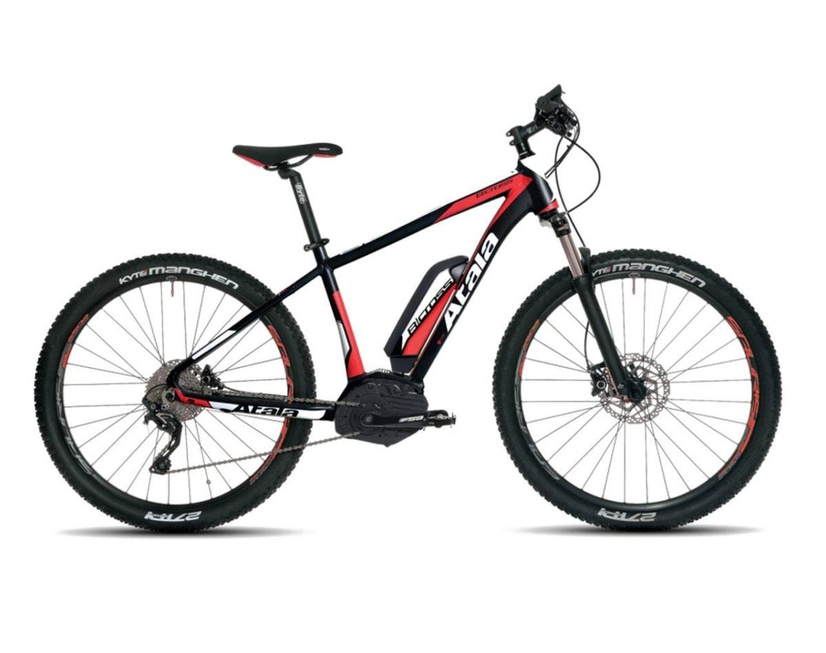 Atala - Bicicleta de montaña eléctrica B-Cross Performance CX, 27,5
