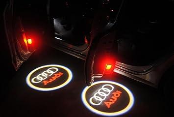 2pieza Auto Puerta Logo Diario de luz proyector luz Logo Puerta lmpara: Amazon.es: Coche y moto