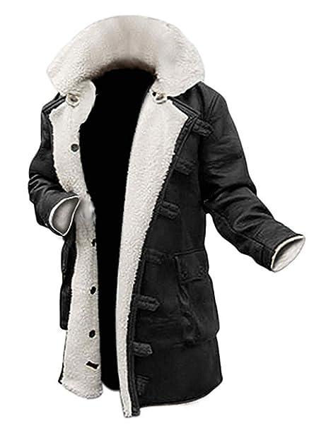 Amazon.com: Colección de chaquetas de piel con diseño de ...