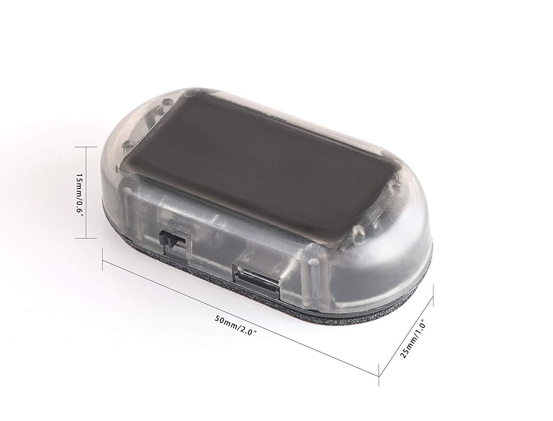 Amazon.com: Be-one Bemagnificar - Alarma solar LED para ...
