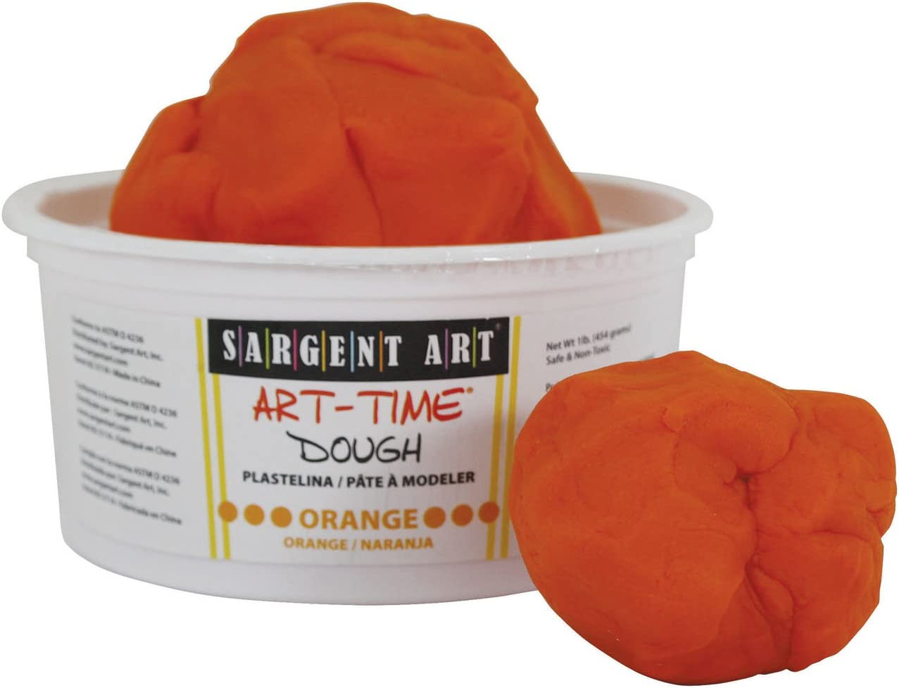 Sargent Art 85-3320 3-Pound Art-Time Dough Red