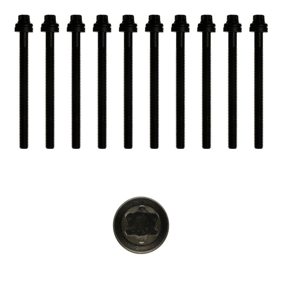 Ajusa 81027100 Bolt Kit for Cylinder Head