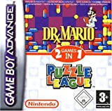 gameboy advance dr mario - Dr. Mario and Puzzle League