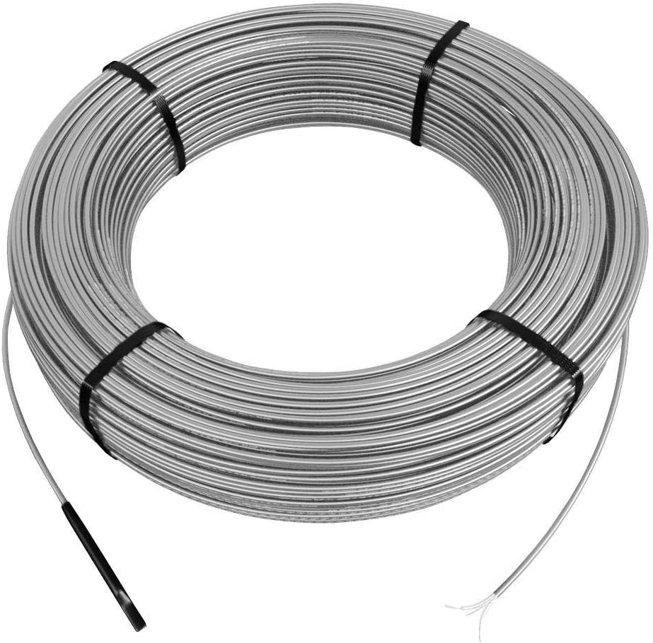 70.6 ft. Schluter Ditra-Heat Cable 240V 21.4 Sq. Ft