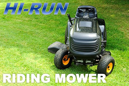 2 NEW – 20X10.00-10 4PR SU12 HI-RUN RIDING MOWER TIRES (TURF SAVER)
