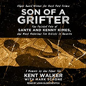Son of a Grifter Audiobook