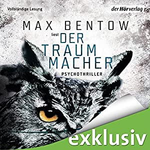 Der Traummacher Audiobook