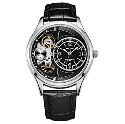 Hot Brand Waterproof Quartz Watch Man Fashion Leather Strap wristwatches Men Casual Male Masculino relojes Watch