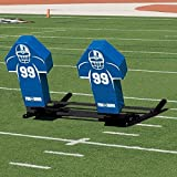 Football Blocking Sled with Custom Cone Pad - Varsity M-Series - 3 Man
