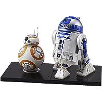 Bandai Hobby Star Wars 1/12 Plastic Model BB-8 & R2-D2 Star Wars