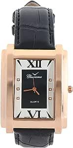 كاريزما ساعة يد كاجوال للرجال، بسوار من جلد ، C6662B