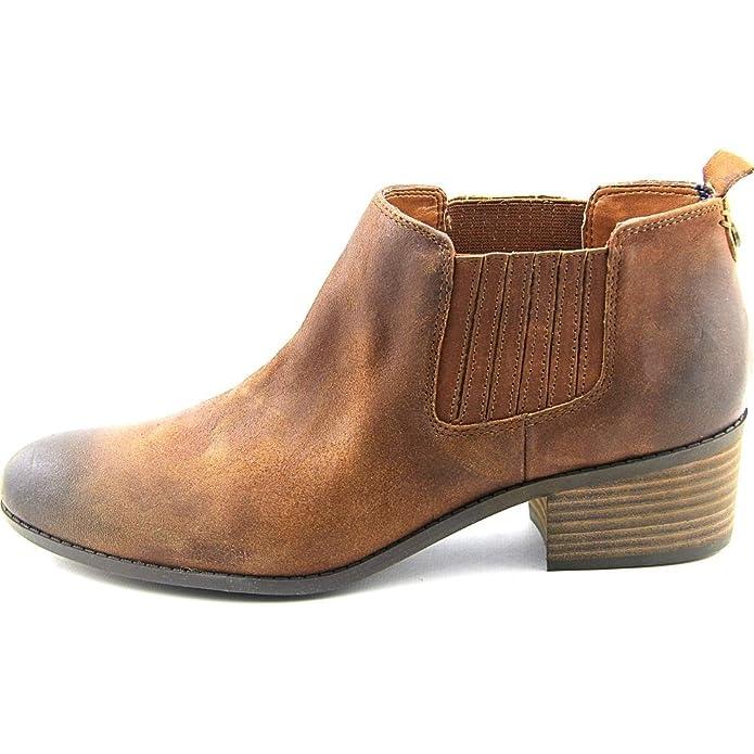 Tommy Hilfiger Ripley Mujer US 6 Beis Botín: Amazon.es: Zapatos y complementos