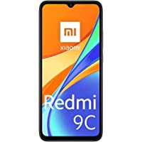 جوال ريدمي 9 سي ثنائي شرائح الاتصال، ذاكرة داخلية بسعة 32 جيجا، ذاكرة RAM 2 بسعة 2 جيجا، 4G LTE، بلون رمادي داكن